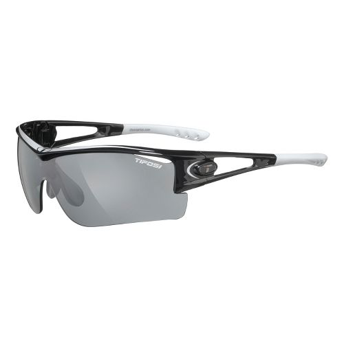 Tifosi Logic XL Sunglasses - Race Silver/AC Red