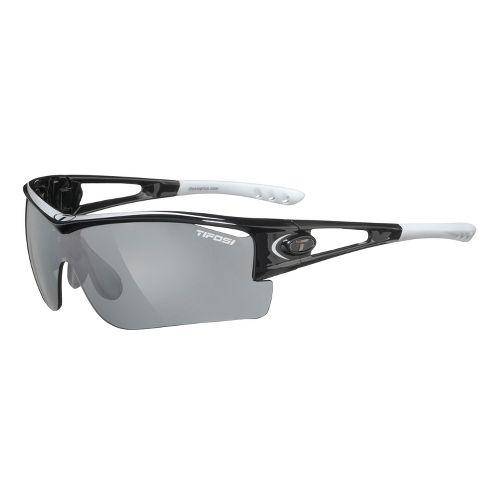 Tifosi Logic XL Sunglasses - Race Silver/AC Red