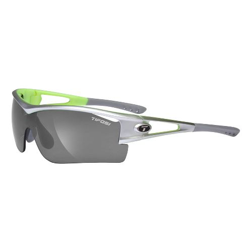 Tifosi Logic XL Sunglasses - Silver/Neon Green