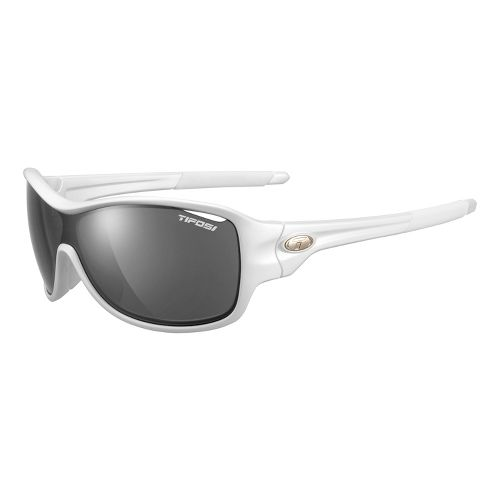 Tifosi Rumor Sunglasses - Pearl White/AC Red
