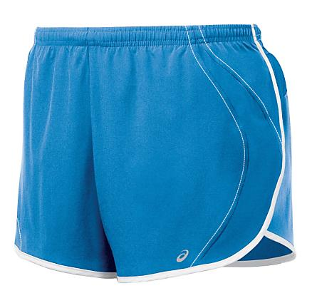 Womens ASICS Quad Lined Shorts