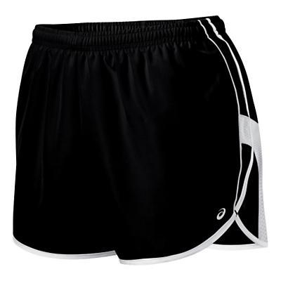 Womens ASICS Quad Lined Shorts