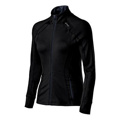Womens ASICS Thermopolis LT Full Zip Warm-Up Unhooded Jackets