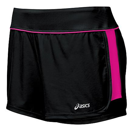 "Womens ASICS Everysport II 4"" Lined Shorts"