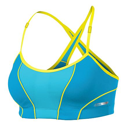 Womens ASICS Abby Sports Bra