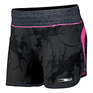 "Womens ASICS Abby 3"" Unlined Shorts"