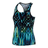 Womens ASICS Emma Racerback Singlets Technical Tops