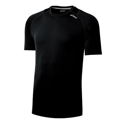 Mens ASICS Favorite Short Sleeve Technical Tops