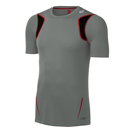 Mens ASICS ARD Short Sleeve Technical Tops
