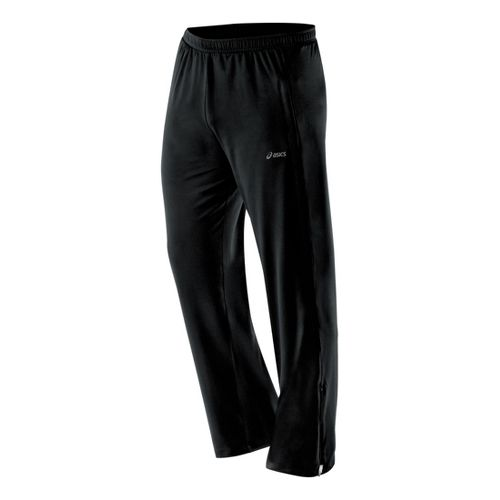 Mens ASICS Thermopolis LT Full Length Pants - Black L