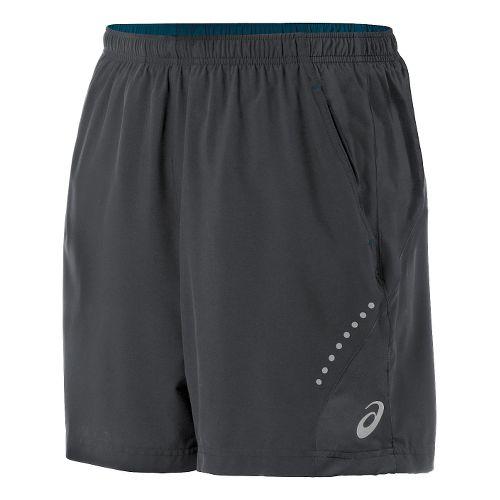 Men's ASICS�2-n-1 Woven Short 6