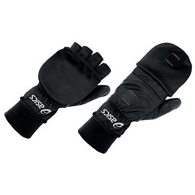 ASICS Run Convertible Mitten Handwear
