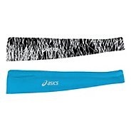 Womens ASICS Hera Headbands 2 pk Headwear