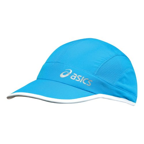 Womens ASICS Dawn to Dusk Cap Headwear - Blue