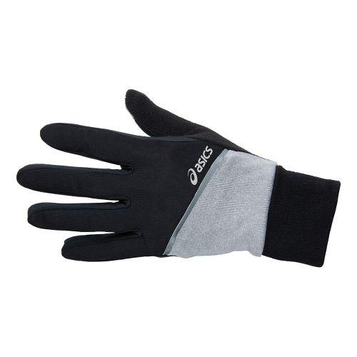 ASICS PR Shelter Gloves Handwear - Black L/XL
