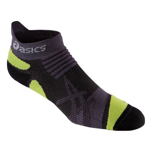 ASICS Kayano Single Tab Low Cut Socks - Black M