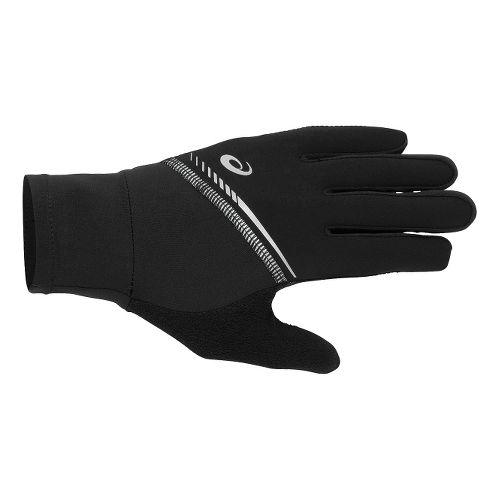 ASICS Lite-Show Gloves Handwear - Black L/XL