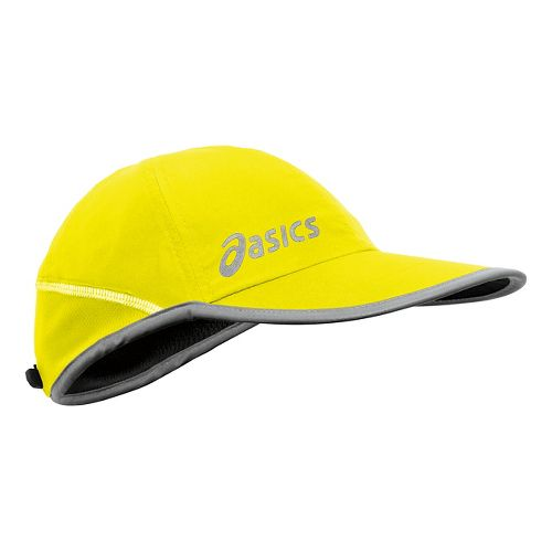ASICS Lite-Show Cap Headwear - Safety Yellow