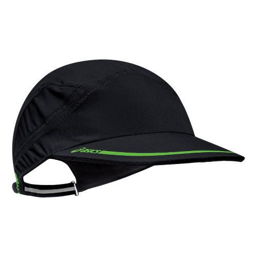 ASICS Speed Chill Cap Headwear - Black/Green