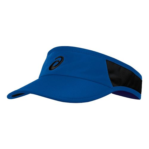 ASICS Mad Dash Visor Headwear - Air Force Blue
