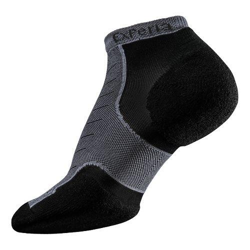 Thorlo Experia Micro Mini-Crew Socks - Night Grey M
