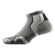 Thorlos Experia Thin Padded Low Cut Socks - Dusty Olive L