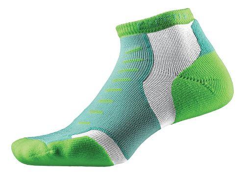 Thorlos Experia Micro Mini-Crew Socks - Sherbet Vibe M