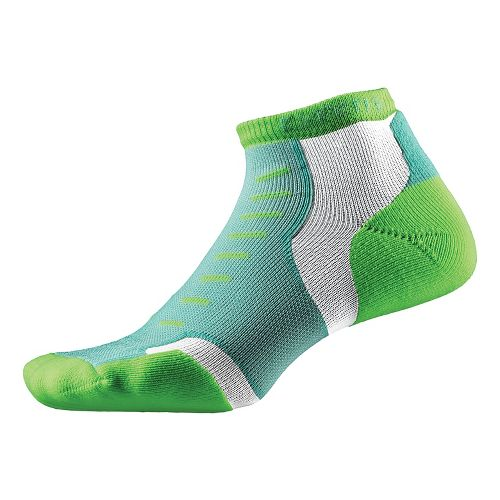 Thorlo Experia Micro Mini-Crew Socks - Sherbet Vibe S