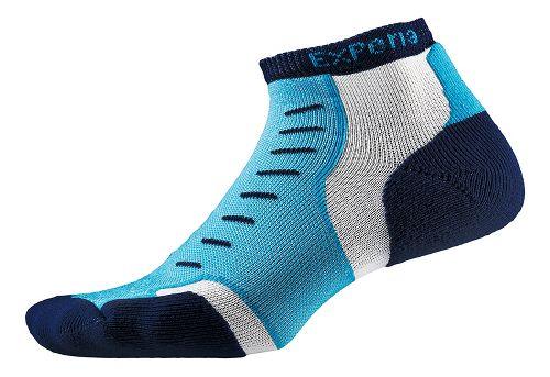 Thorlo Experia Micro Mini-Crew Socks - Navy Vibe M