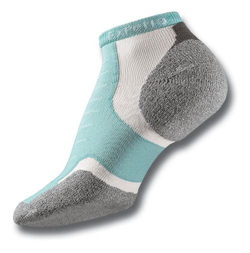 Thorlos Experia Micro Mini-Crew Socks - Spearmint M