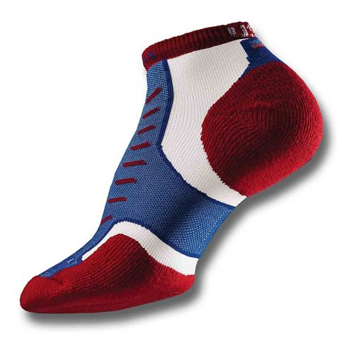 Thorlos Experia Thin Padded Low Cut Socks - USA L