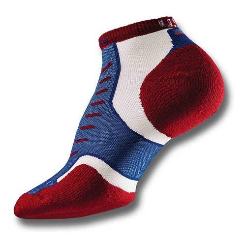 Thorlo Experia Micro Mini-Crew Socks - USA L