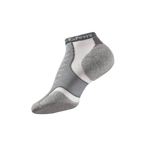 Thorlo Experia Micro Mini-Crew Socks - Grey L