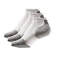 Thorlos Experia Thin Padded Low Cut Socks 3 pack - White L