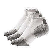 Thorlos Experia Thin Padded Low Cut Socks 3 pack - White S