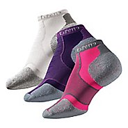 Thorlo Experia Micro Mini-Crew 3 pk Socks