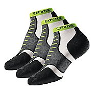 Thorlo Experia Micro Mini-Crew Jet Collection 3 Pack Socks
