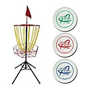 Triumph Sports Disc Golf Toss Fitness Equipment