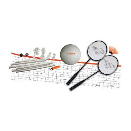 Triumph Sports�Volleyball/Badminton Combo Set