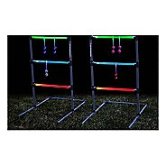 Triumph Sports LED Lighted Ladder Toss Fitness Equipment