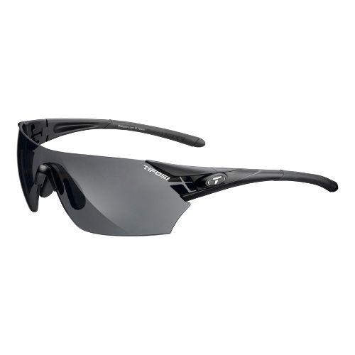 Tifosi Podium Interchangeable Lens Sunglasses - Black