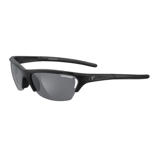 Tifosi Radius 3-Lens Interchangeable Sunglasses - Black
