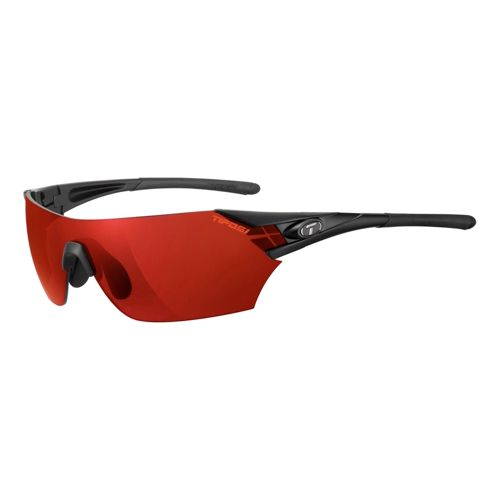 Tifosi Podium Interchangeable Clarion Lens Sunglasses - Matte Black