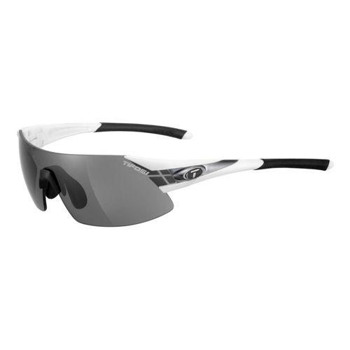 Tifosi Podium XC Interchangeable Lens Sunglasses - White/Gunmetal