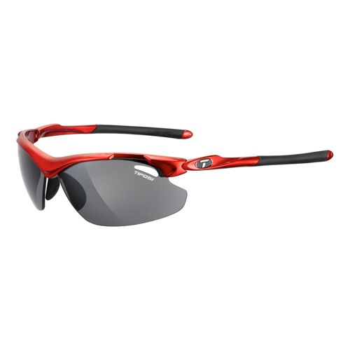 Tifosi Tyrant 2.0 Interchangeable Lens Sunglasses - Metallic Red