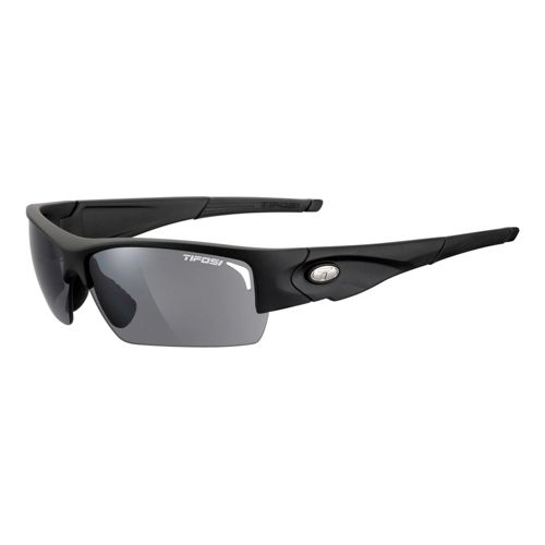 Tifosi Lore Interchangeable Lens Sunglasses - Matte Black