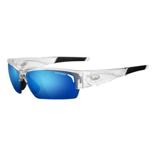 Tifosi Lore Interchangeable Clarion Lens Sunglasses - Crystal Clear