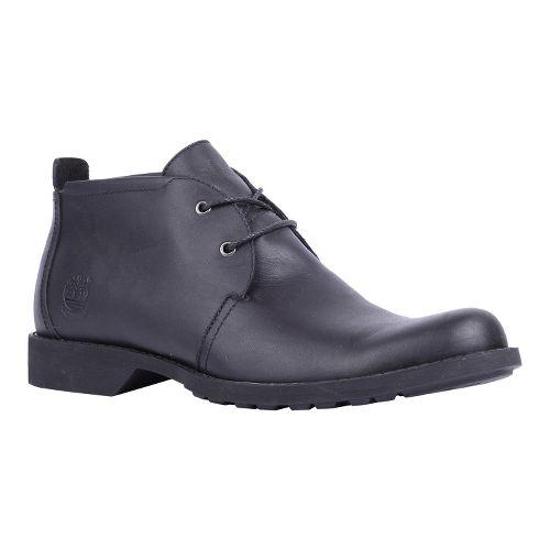 Mens Timberland EK City Lite Waterproof Chukka Casual Shoe - Black Smooth 10