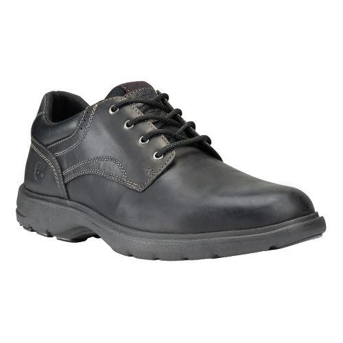 Mens Timberland EK Richmont Plain Toe Oxford Casual Shoe - Black Smooth 7