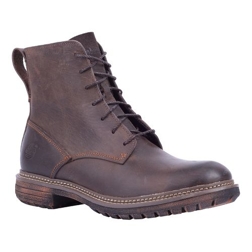 Mens Timberland EK Tremont Boot Casual Shoe - Dark Brown Oiled 7.5